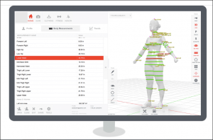 Body Sculpt 3D™ Body Scanner San Antonio