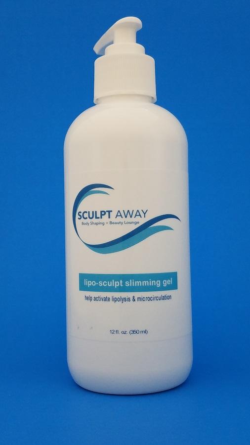 Sculpt Away San Antonio body sculpting treatment - Lipo-Sculpt Slimming Gel ™