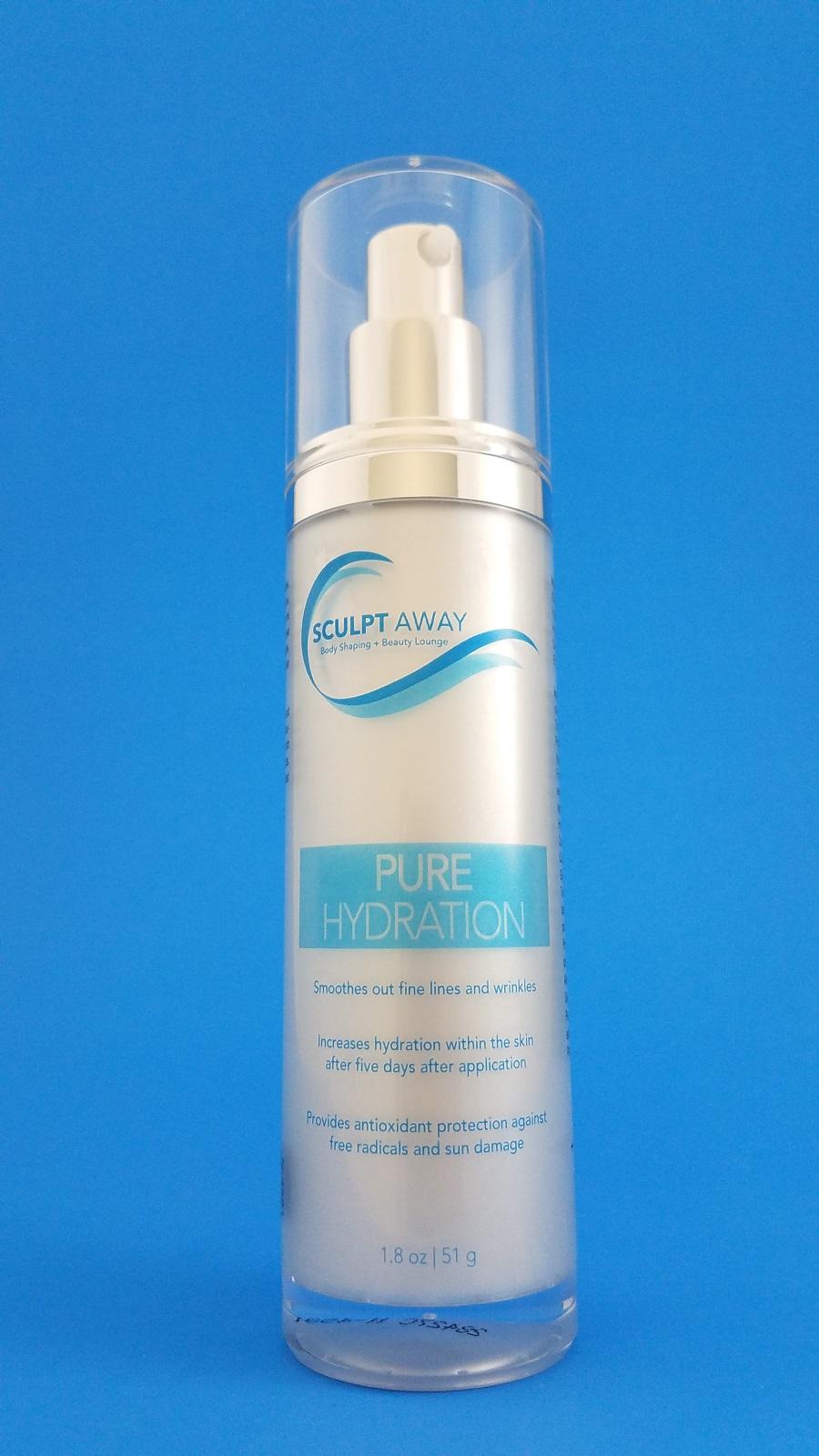 Sculpt Away San Antonio beauty treatments - Pure Hydration™